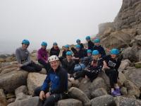 Climbing Trip Group Pic